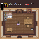 zelda to the past